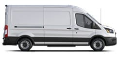 Ford Transit Cargo Van 2020 en Oxford White