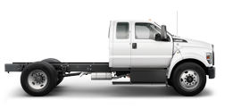 Ford F 6 50 2022 en Oxford White